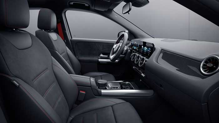 2021 Mercedes-Benz GLA 220d