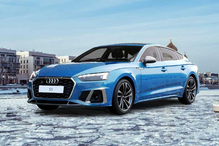 Audi S5 Sportback 2021 First Drive Review