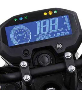 Features Of Yamaha FZ-X