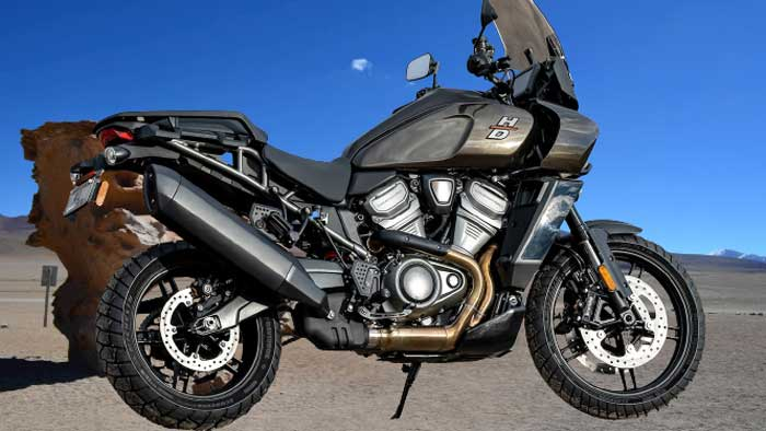 Harley-davidson Pan America 1250 Review