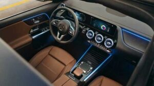 Mercedes-Benz GLA 220d Engine