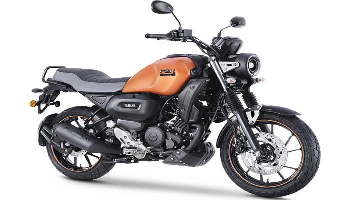 Yamaha FZX New Model BS6